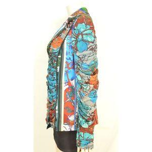 Alberto Makali Jackets & Coats - Alberto Makali jacket XL bright vibrant colors mes